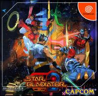 Caratula de Star Gladiator 2: Nightmare of Bilstein para Dreamcast