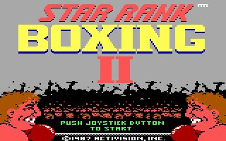 Pantallazo de Star Rank Boxing 2 para PC
