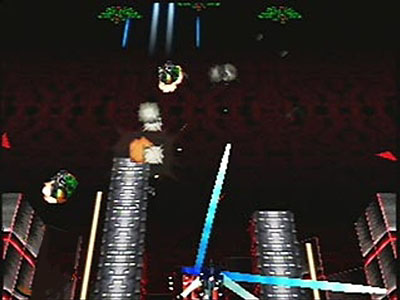 Pantallazo de Star Soldier: Vanishing Earth para Nintendo 64