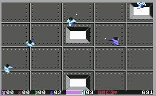 Pantallazo de Star Soldier para Commodore 64