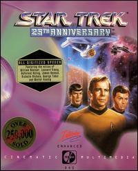 Caratula de Star Trek: 25th Anniversary para PC