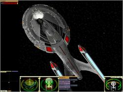 Pantallazo de Star Trek: Bridge Commander para PC