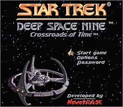 Pantallazo de Star Trek: Deep Space Nine -- Crossroads of Time para Super Nintendo