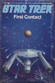 Caratula de Star Trek: First Contact para PC