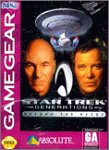 Caratula de Star Trek: Generations para Gamegear