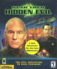 Caratula de Star Trek: Hidden Evil para PC