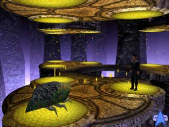 Pantallazo de Star Trek: Hidden Evil para PC