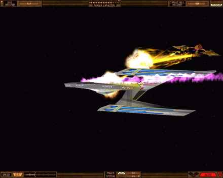 Pantallazo de Star Trek: Starfleet Command -- Orion Pirates para PC
