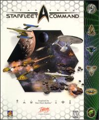 Caratula de Star Trek: Starfleet Command para PC