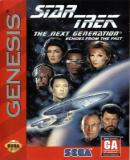 Carátula de Star Trek: The Next Generation -- Echoes From the Past