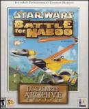 Caratula nº 57819 de Star Wars: Battle for Naboo [LucasArts Archive Series] (200 x 252)