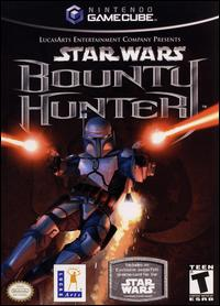 Caratula de Star Wars: Bounty Hunter para GameCube