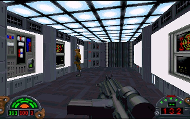 Pantallazo de Star Wars: Dark Forces para PC