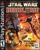 Carátula de Star Wars: Demolition