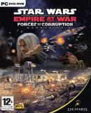 Carátula de Star Wars: Empire at War - Forces of Corruption