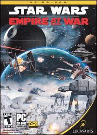 Caratula de Star Wars: Empire at War para PC