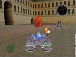 Pantallazo de Star Wars: Episode I: Battle for Naboo para Nintendo 64