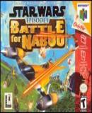 Caratula nº 34468 de Star Wars: Episode I: Battle for Naboo (200 x 136)
