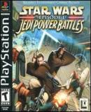 Carátula de Star Wars: Episode I: Jedi Power Battles