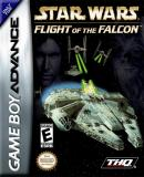 Carátula de Star Wars: Flight of the Falcon