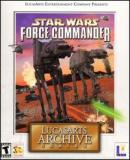 Carátula de Star Wars: Force Commander -- LucasArts Archive Series