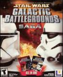 Carátula de Star Wars: Galactic Battlegrounds Saga