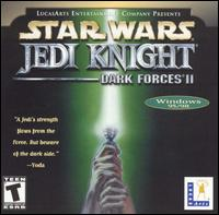 Caratula de Star Wars: Jedi Knight -- Dark Forces II [Jewel Case] para PC