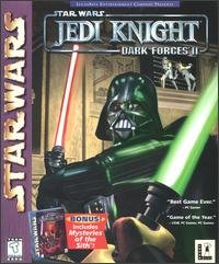 Caratula de Star Wars: Jedi Knight -- Dark Forces II with Mysteries of the Sith para PC