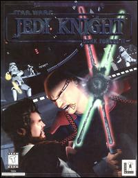 Caratula de Star Wars: Jedi Knight -- Dark Forces II para PC