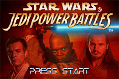 Pantallazo de Star Wars: Jedi Power Battles para Game Boy Advance