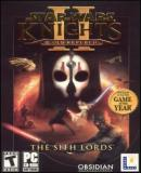 Carátula de Star Wars: Knights of the Old Republic II -- The Sith Lords
