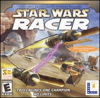 Caratula de Star Wars: Racer [Jewel Case] para PC