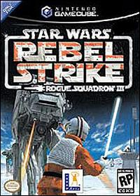 Caratula de Star Wars: Rebel Strike -- Rogue Squadron III para GameCube