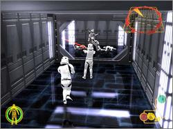 Pantallazo de Star Wars: Rebel Strike -- Rogue Squadron III para GameCube