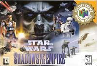 Caratula de Star Wars: Shadows of the Empire para Nintendo 64