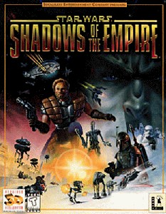 Caratula de Star Wars: Shadows of the Empire para PC