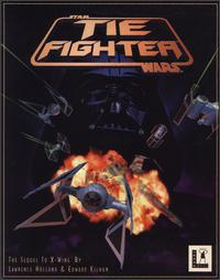Caratula de Star Wars: TIE Fighter para PC