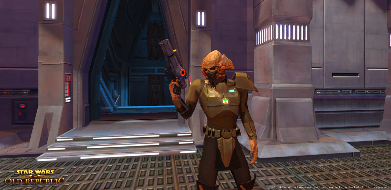 Pantallazo de Star Wars: The Old Republic para PC