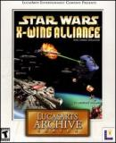 Carátula de Star Wars: X-Wing Alliance -- LucasArts Archive Series