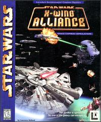 Caratula de Star Wars: X-Wing Alliance para PC