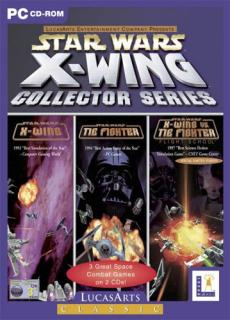Caratula de Star Wars: X-Wing Collector Series para PC