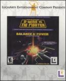 Caratula nº 57835 de Star Wars: X-Wing vs. TIE Fighter with Balance of Power Campaigns [Jewel Case] (200 x 252)