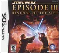 Caratula de Star Wars Episode III: Revenge of the Sith para Nintendo DS