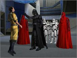 Pantallazo de Star Wars Galaxies: An Empire Divided para PC