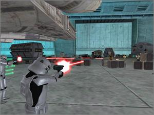 Pantallazo de Star Wars Galaxies: The Complete Online Adventures para PC