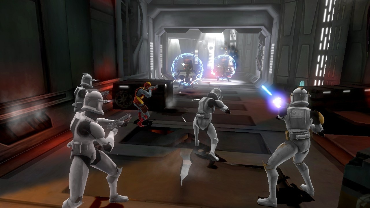 Pantallazo de Star Wars The Clone wars: Republic Heroes para PlayStation 3