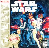 Caratula de Star Wars para Game Boy