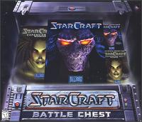 Caratula de StarCraft: Battle Chest para PC
