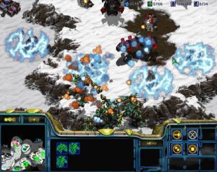 Pantallazo de StarCraft: Battle Chest para PC