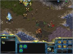 Pantallazo de StarCraft Expansion Set: Brood War para PC